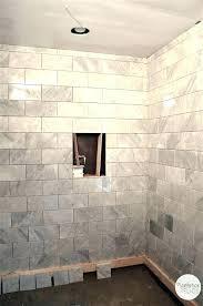 bathroom shower niche ideas marble master bathroom bathroom shower niche ideas marble master