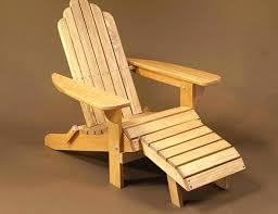 Ottoman Plans Free Adirondack Chair Footstool Plans Footrest Ottoman Brinkey