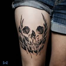 best 25 negative space tattoo ideas on pinterest negative