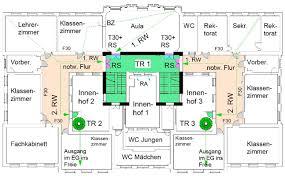 platzbedarf treppe die not mit dem zweiten rettungsweg deutsches architektenblatt