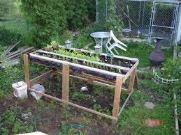 Garden Ideas With Pallets Charming Ideas Raised Pallet Garden Raised Garden 1001 Pallets