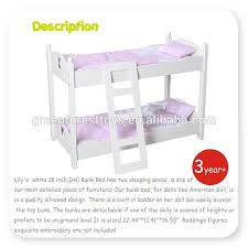 18 Inch Doll Bunk Bed Bunk Beds Doll Bunk Bed With Trundle Doll Bunk Bed 18 Inch