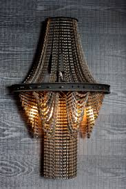 Repurposing Old Chandeliers Diy Bicycle Wheel And Chain Chandelier Crafts How To Lighting