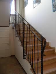ringhiera per scala stil fer di basso lino vicenza ringhiera per scale interne