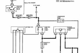 1995 wiring 240sx diagram radio 1990 nissan pickup wiring diagram