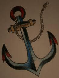 traditional anchor by matthewstar on deviantart