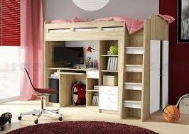 Bunk Bed With Desk Ebay Best 25 Cabin Bed With Wardrobe Ideas On Pinterest Cabin Beds