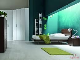 white kitchen green walls interior design