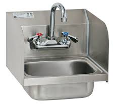 Splash Guard Kitchen Sink by Splash Guard Hand Sink With Towel And Soap Dispenser Gsw