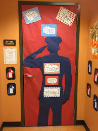 day door decorations veterans day classroom door decoration it happened in november