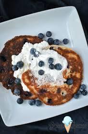 crispy blueberry pancakes briana thomas