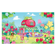 30 backgrounds in high quality strawberry shortcake by maricela