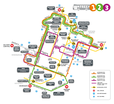 London Bus Map Metroshuttle Free Bus Travel In The City And Town Centres