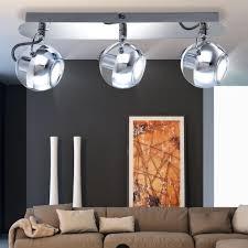 Wohnzimmer Deckenlampe Design Led Deckenlampe Deckenleuchte Wohnzimmer Strahler Licht Wohnraum