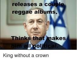 Reggae Meme - releases a coupl reggae albums thinks that makes im all olitical