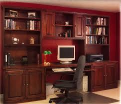 computer office desk custom shaker style bedroom wall unit