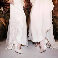 news christian louboutin online we u0027re with the bride