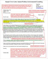sample business cover letter 7 examples in word pdf