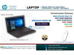 ordinateur portable ou de bureau arrivage ordinateur portable et bureau antananarivo petites