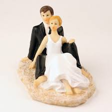 woman cake topper groom and on the wedding cake topper ewft010 as low as