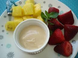 the tiny skillet jason u0027s deli style fruit dip