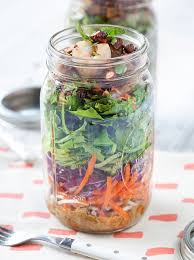 awesome mason jar salads recipes eat this not that