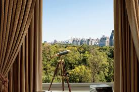 nyc hotels rooms with a view