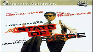 the state of siege mikis theodorakis state of siege album