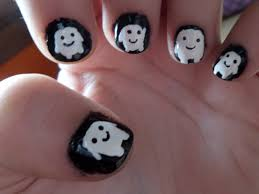 doctor who adipose nails art youtube