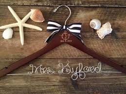 wedding dress hanger anchor wedding hanger nautical bridal hanger