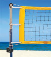Backyard Volleyball Nets Porter Athletic Vinyl Outdoor Volleyball Net Volleyball