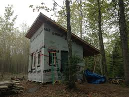micro cottage northwoods microcabin u2013 21 days on the road