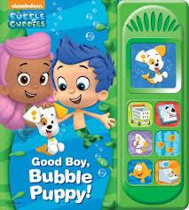 bubble guppies good boy bubble puppy kids