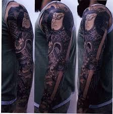 graphic samurai japanese tattoo sleeve best tattoo ideas gallery