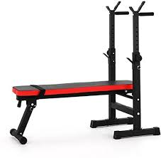 kobo adjustable home gym weight lifting multipurpose fitness bench