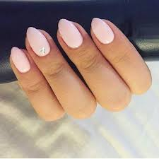 best 25 short almond nails ideas on pinterest almond shape