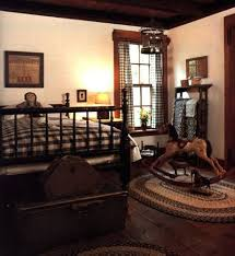 Primitive Country Home Decor 159 Best Country Primitive Bedrooms Images On Pinterest Bedrooms
