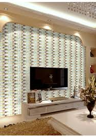 modern glass tile arch design iridescent finish bathroom wall
