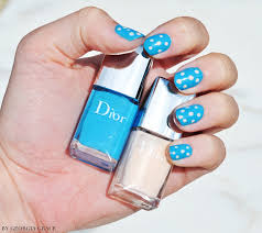 dior summer 2016 polka dots nail polish duos u0026 manicure kits