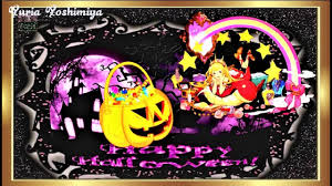 Halloween Happy Birthday by