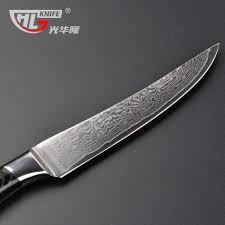 Damascus Steel Kitchen Knives Damascus Knife 5 Inch Knife Japanese Vg10 Damascus Steel Micarta