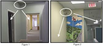 interior home surveillance cameras location placement and positioning
