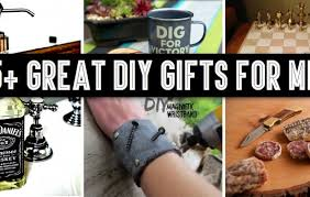 homemade gifts ideas men needlework