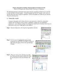 Excel Spreadsheet To Graph Excel Tutorial For Mac 2011 Chart Microsoft Excel