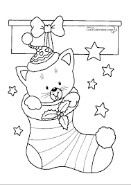 coloriage noel les beaux dessins de fêtes à imprimer et colorier