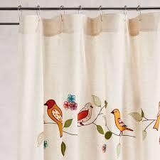 Burlap Shower Curtains Decorating Burlap Shower Curtains Cool Pier One Decorating Pier
