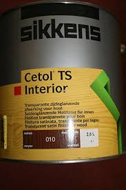 Sikkens Cetol Interior Stain Sikkens Cetol Ts Interior Translucent Satin Finish For Wood