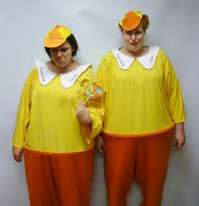 Tweedle Dee Tweedle Dum Halloween Costumes Tweedle Dum U0026 Tweedle Dee Costumescreative Costumes