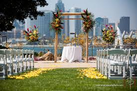 wedding rentals wooden aisle runner platinum event rentals