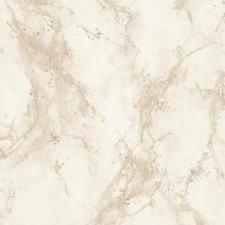 ns24909 galerie metallic gold plain marble effect scrubbable vinyl